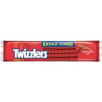 Giant Twizzlers Licorice Candy Supersized