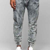 ZANEROBE Munk Trunk Blonde Jogger Pant- Vintage Denim Light