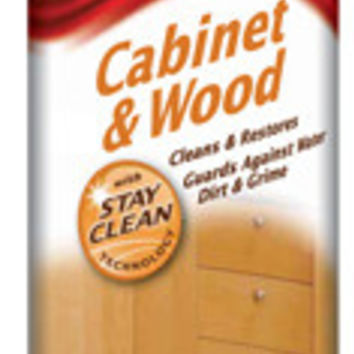 Magic Cabinet & Wood Cleaner with Stay Clean Technology, 17 oz