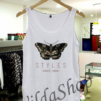 One Direction Tatto - Tanktop Unisex Adult S-XL