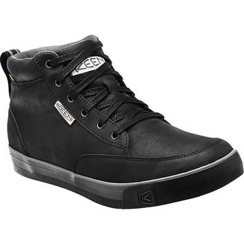 KEEN Vendetta WP Mid Shoe - Men's Black,