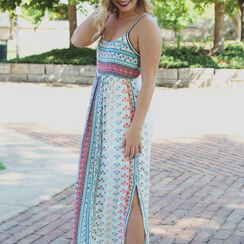 Country Life Maxi Dress