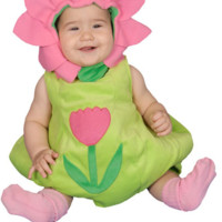 Dazzling Baby Flower Toddler Halloween Costumes 12-24 Months Cute Infant Girls