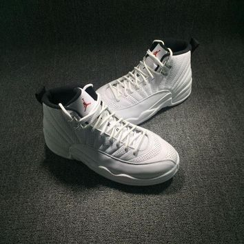 Air Jordan 12 Retro Aj12 Sunrise Basketball Shoe | Best Deal Online