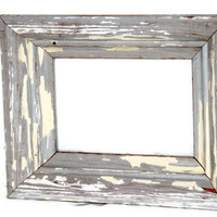 New Orleans Salvage Wood Frame Picture Frame by RestorationHarbor