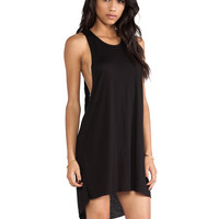 Obey Modern Rider Dress in Black