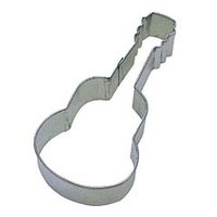 4.5 inches Guitar Cookie Cutter Music
