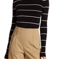 A.L.C. | Brooklyn Striped Sweater | Nordstrom Rack