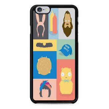 Tina Bob Burgers iPhone 6/6s Case