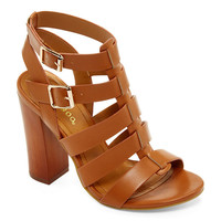 Bamboo Embark Chunky Gladiator Sandals - JCPenney