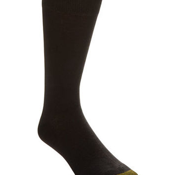 Gold Toe Cotton Crew Socks