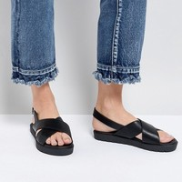 Truffle Collection Flat Sandals at asos.com