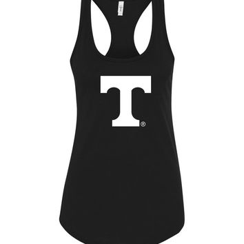 Official NCAA University of Tennessee Volunteers, Knoxville Vols UT UTK Racerback Tank - 29TN-1