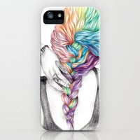 Braid iPhone Case by Krista Rae | Society6