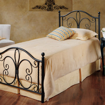 Hillsdale Milwaukee Bed Set - Twin - Rails not included