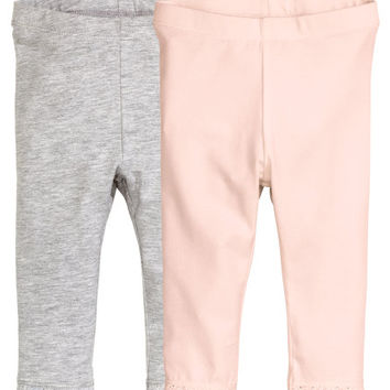 2-pack Leggings - from H&M