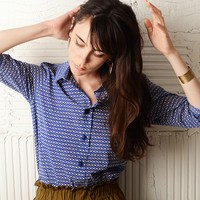 JOINERY - Astou Button Down by Berangere Claire - WOMEN