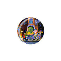 Hey Arnold! Group Pin