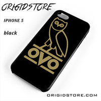 The Owl Ovo For Iphone 5 Iphone 5S Case UY