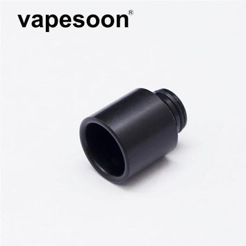 Black Plastic Vape 510 Drip Tip Wide Bore Mouthpiece Drip Tips for 510 Thread RTA RDTA Atomizer as TFV8 Baby Tank