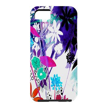 Holly Sharpe Captivate Floral Cell Phone Case