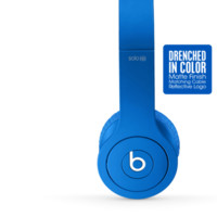The Royal Blue Beats by Dre Solo HD Headphones FREE SHIPPING