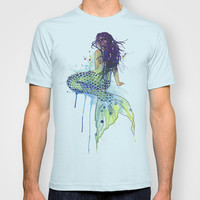 Mermaid T-shirt by S Nagel