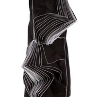 Christopher Kane layered organza dress