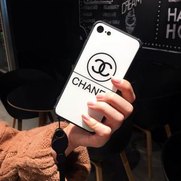 CHANEL Hot ! iPhone 7 iPhone 7 plus - Stylish Cute On Sale Hot Deal Apple Matte Couple Phone Case For iphone 6 6s 6plus 6s plus