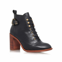 **Black High Heel Lace Ups by Kurt Geiger - New In This Week - New In