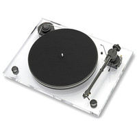 Pro-Ject: 2 Xperience Basic + Turntable - Acrylic / Sumiko Blue Point II