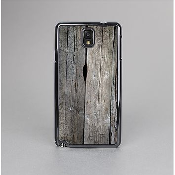 The Cracked Wooden Planks Skin-Sert Case for the Samsung Galaxy Note 3