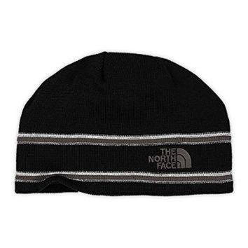 DCCKIJG The North Face The North Face Logo Beanie TNF Black/Graphite Grey OS