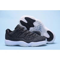 Air Jordan 11 Retro AJ11 Low Wool Sneaker Shoes US7-13