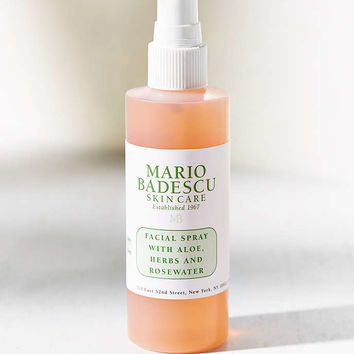 Mario Badescu Facial Spray With Aloe Herbs And Rosewater - Urban Outfitters