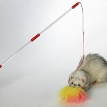 SMALL ANIMAL - TOYS - FERRET TEASER TOY