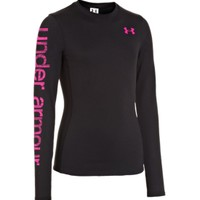 Under Armour Girls' ColdGear Infrared Long Sleeve Shirt - Dick's Sporting Goods