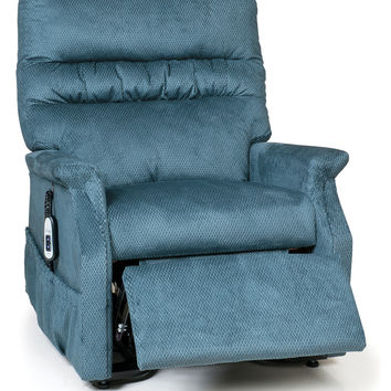 Ultracomfort Leisure Collection Power Lift Chair Recliner, UC332 Medium