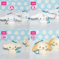 Sanrio Cinnamoroll Squishy Cell Phone Charms