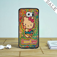 Hello Kitty Vintage Samsung Galaxy S6 Edge Plus Case