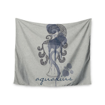 "Belinda Gillies ""Aquarius"" Wall Tapestry"