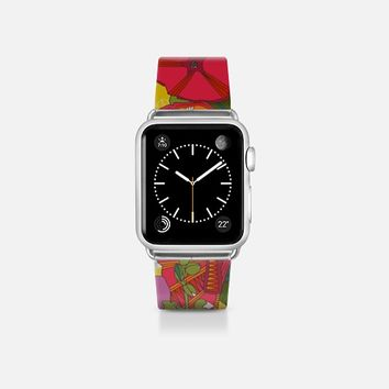 holly hocky transparent apple watch band Apple Watch Band (38mm)  by Sharon Turner | Casetify