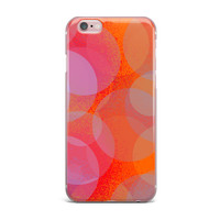 "Marianna Tankelevich ""Six"" iPhone Case"