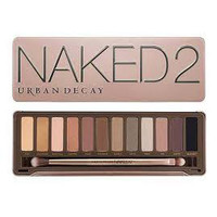Urban Decay Naked 2 Eyeshadow Palette | Glambot.com