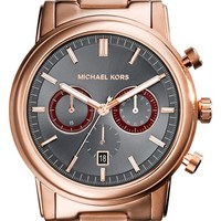 Michael Kors 'Pennant' Chronograph Bracelet Watch, 43mm | Nordstrom
