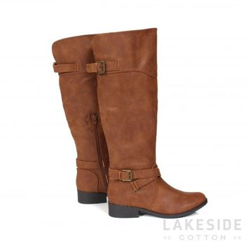 Like Real People Do Camel Boots | Lakeside Cotton