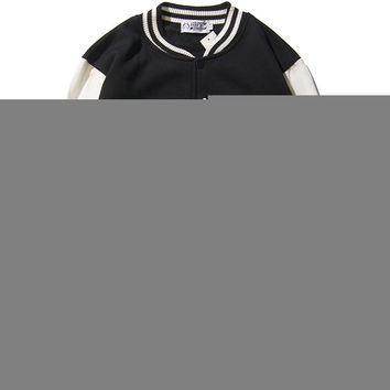 Sports On Sale Hot Deal Jacket Hoodies Couple Baseball [9070632323]