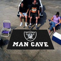 Oakland Raiders Man Cave UltiMat