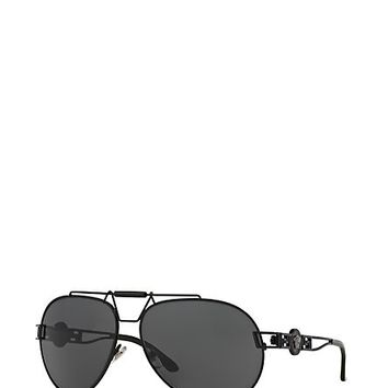 Versace - Signature Icon Aviators