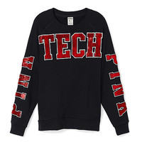 Texas Tech University Limited Edition Gym Crew - PINK - Victoria's Secret